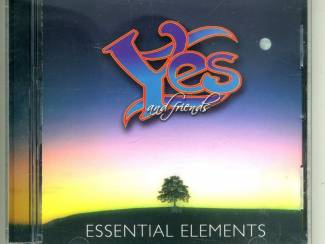 YES and Friends Essential Elements 15 nrs cd 2002 ZGAN