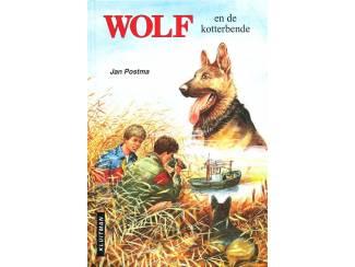 Wolf en de kotterbende - Jan Postma