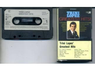 Trini Lopez Greatest Hits 14 nrs cassette 1969 ZGAN