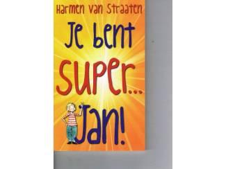 Jeugdboeken Je bent super   Jan! – H. van Straaten