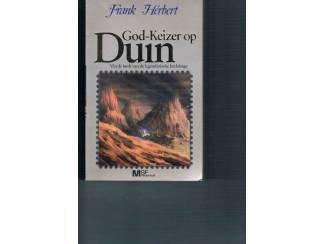 Science Fiction God-Keizer op Duin – Frank Herbert