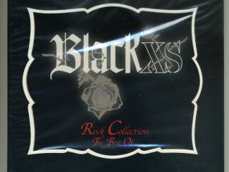 Black XS Rock Collection The Best Of PROMO CD 16 nrs NIEUW