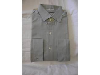 Vintage overhemd Fablo grijs maat 35