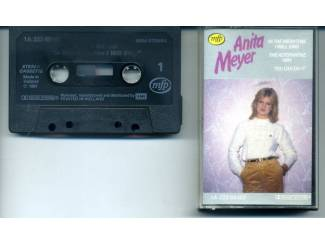 Anita Meyer In The Meantime I Will Sing 10 nrs cassette 1982