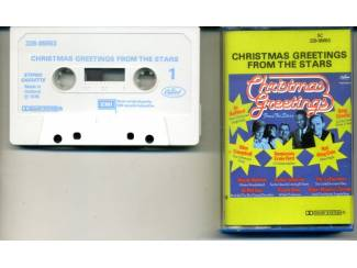 Christmas Greetings From The Stars 12 nrs cassette 1978 ZGAN