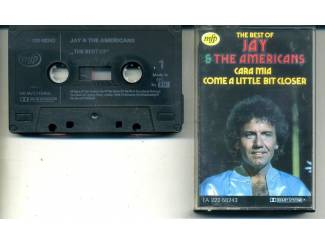 Jay & The Americans Best Of cassette 1982 10 nummers ZGAN