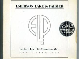 Emerson Lake & Palmer Fanfare For The Common Man 24 nrs 2 cd