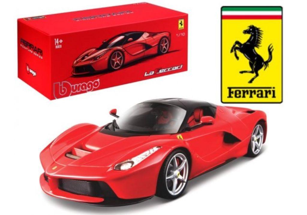 Ferrari LaFerrari Burago Elite Schaal 1:18