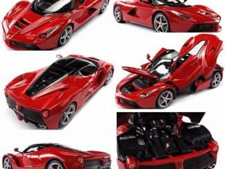 Auto's Ferrari LaFerrari Burago Elite Schaal 1:18