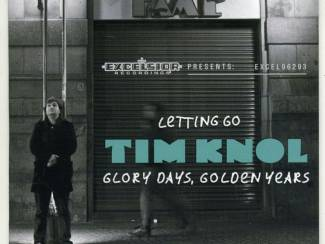 Tim Knol Letting Go 2 nrs CD single 2012 Fame NIEUW