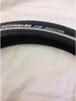 Onderdelen Fietsband Schwalbe 20 x 1.75, bandenmaat 47 – 406
