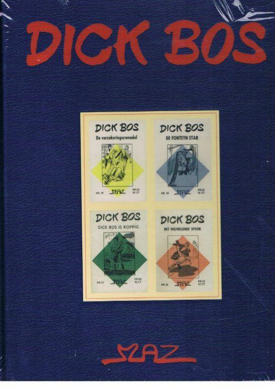 Dick Bos album nr. 8