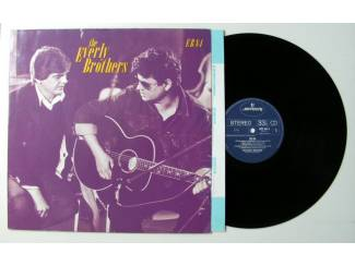 The Everly Brothers EB 84 10 nrs LP 1984 ZEER MOOIE STAAT