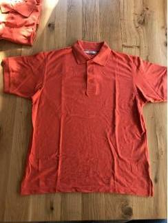 T-Shirts & Tops Oranje polo