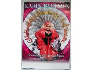 Karin Bloemen Absobloodylutely theaterposter / affiche