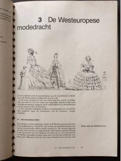 Studieboeken Cultuur en kleedgedrag, thema's