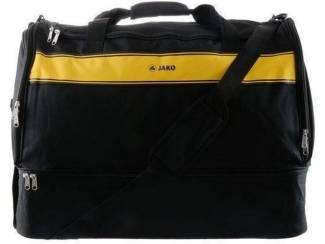 Voetbal Jako Player - Sporttas - Senior - Geel / Zwart - 50 liter