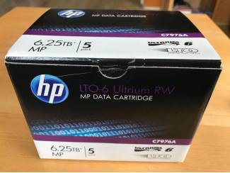 HP LTO-6 Ultrium RW