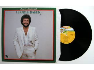 George Baker – A Merry Christmas With George Baker 12 nrs LP 19