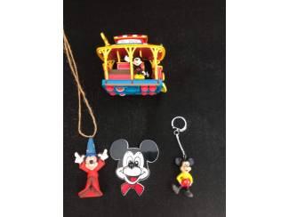 Mickey Mouse haakjes , figuur , sleutelhanger, tram, gel , shampo