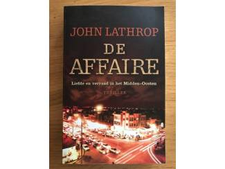 Thrillers John Lathrop | De Affaire