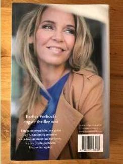 Thrillers Esther Verhoef   De Kraamhulp