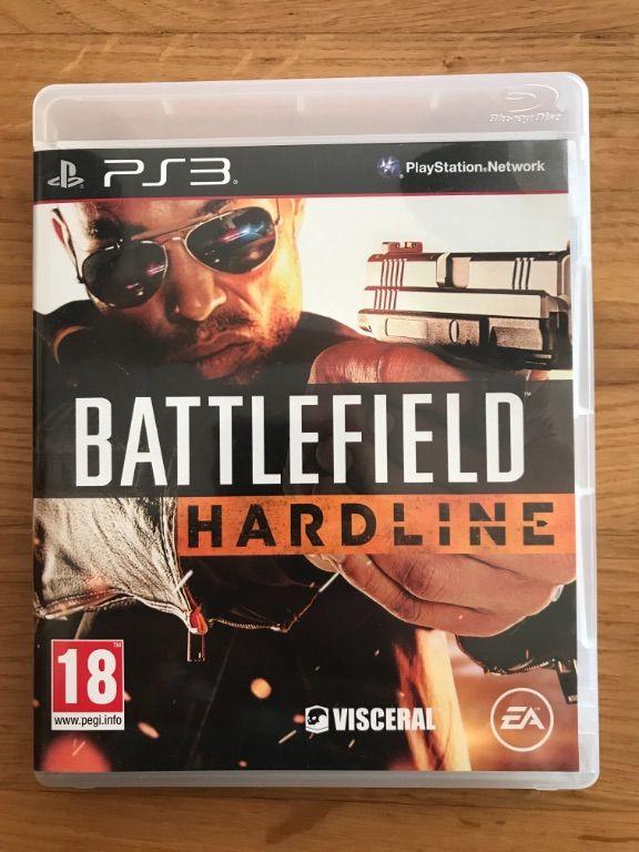 Battlefield Hardline | PS3