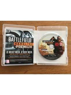 Gaming Battlefield Hardline | PS3
