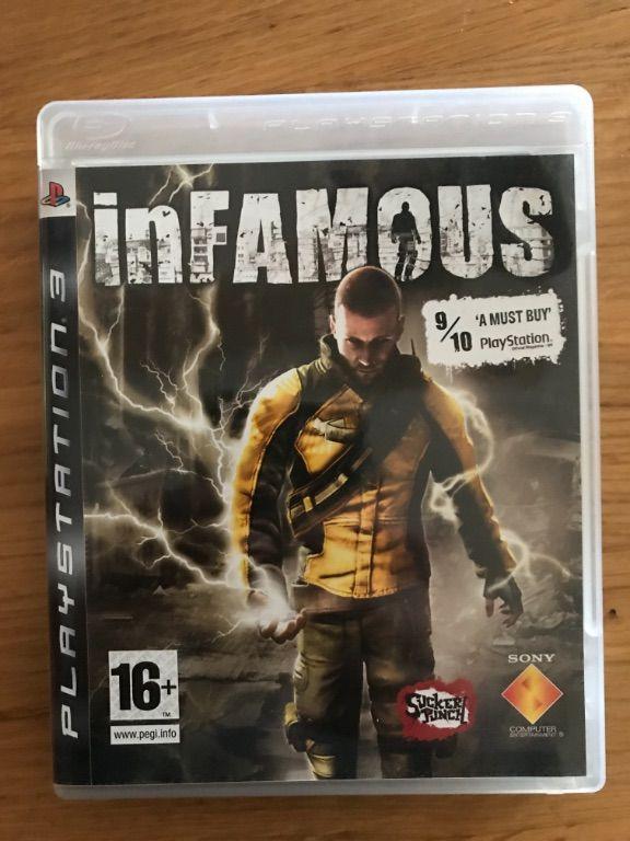 inFAMOUS | PS3