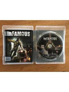 Gaming inFAMOUS | PS3