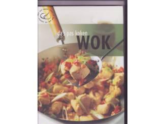 Wok . ( Da's pas koken serie ) Rebo Recepten wokken