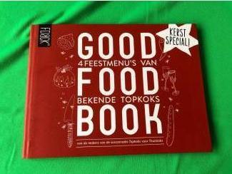 Good Food Book feestmenu bekende topkoks kerstspecial