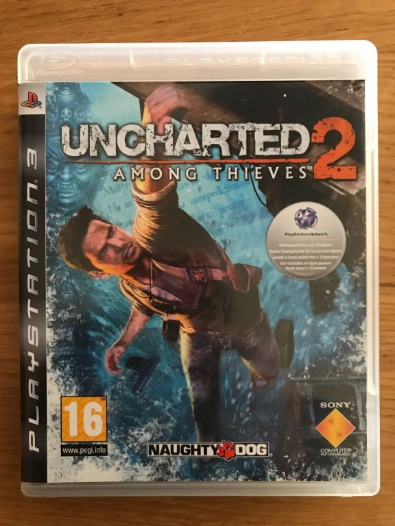 PS3 | Uncharted 2