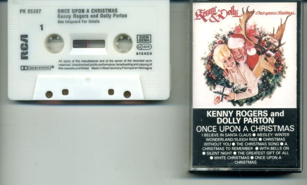 Kenny Rogers And Dolly Parton – Once Upon A Christmas 10 nrs ZG