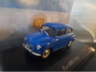 Fiat 600D 1962 Schaal 1:43