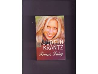 Judith Krantz : prinses Daisy ( zwarte beertjes nr 3190 )