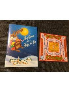 Twee kerst cd's met totaal 27 kerstliedjes verschillende arties