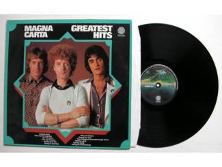 Magna Carta – Greatest Hits 12 nrs LP 1975 MOOIE STAAT
