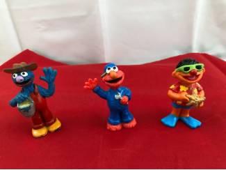 Muppets / sesamstraat : Elmo en Grover