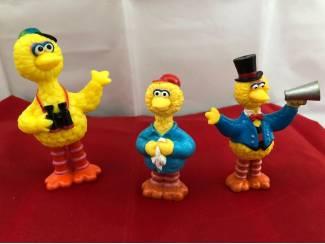 Sesamstraat Amerikaans Bigbird ( gele vogel Sesamstraat)