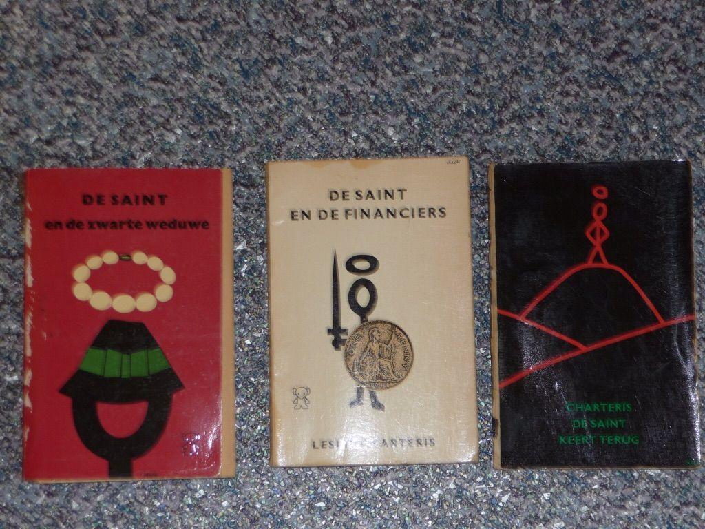 Pocket zwarte beertjes Fleming , Charteris , Simenon
