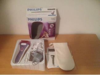 Verzorging Lader voor Philips ladyshave HP6335 , incl. Tas en borstel
