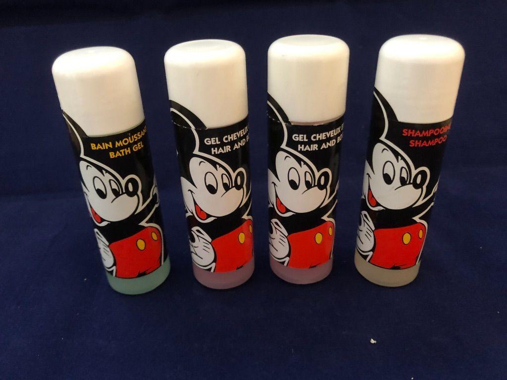 Disneyland Parijs shampoo bad douche gel