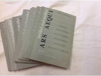 Juridisch Studentenblad ARS AEQUI 1974