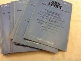 Juridisch Studentenblad ARS AEQUI 1979