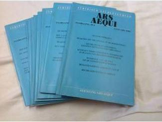 Juridisch Studentenblad ARS AEQUI 1980