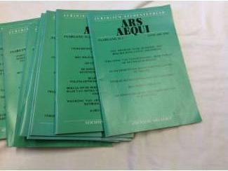 Juridisch Studentenblad ARS AEQUI 1982