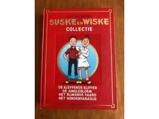 Suske en Wiske collectie 95+96+97+98 Lekturama