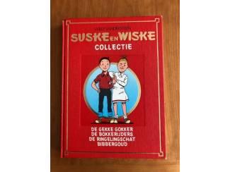 Suske en Wiske collectie 135+136+137+138 Lekturama