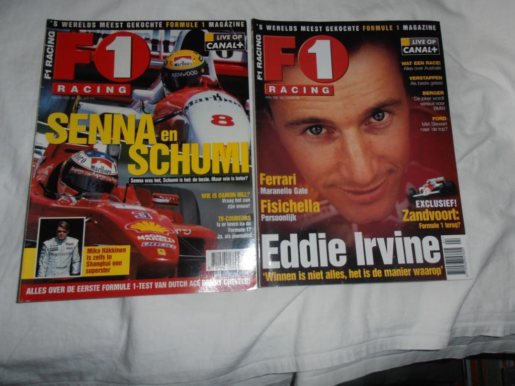 F 1 Racing 1999